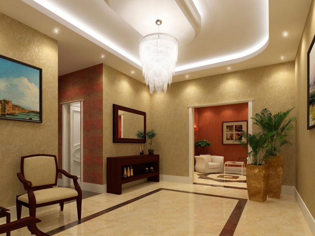 Дизайн прихожей квартиры Казань