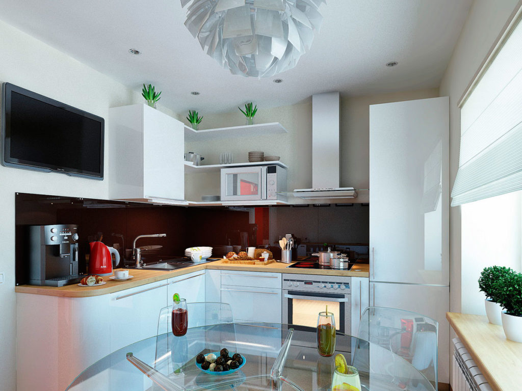 Дизайн кухни казань