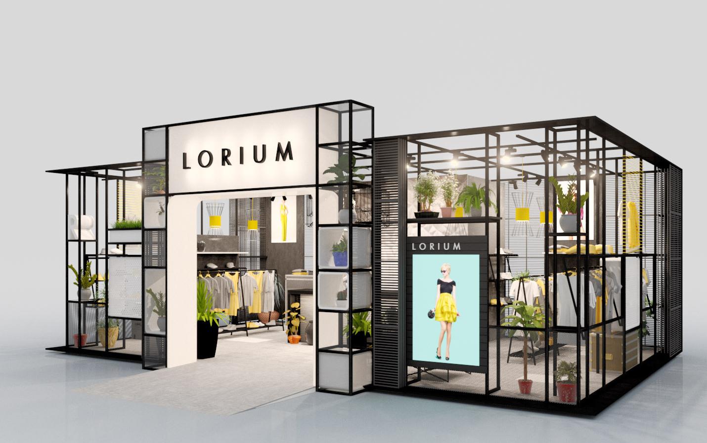 Дизайн магазина одежды казань05