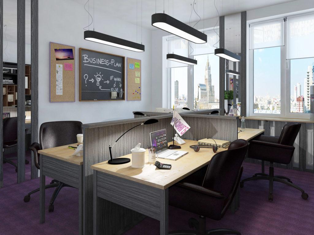 дизайн офисов казань