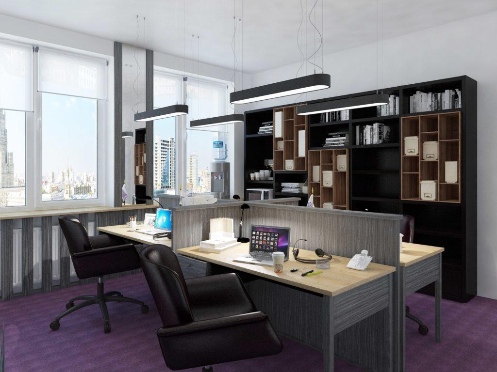 Дизайн офисов в 2017 году